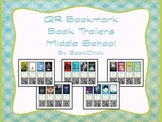 QR Code Bookmark Book Trailers  Middle School