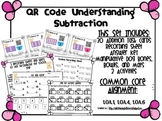 QR Code Math Centers and Activities: Understanding Subtraction