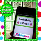 QR Code Owl Behavior Coupons FREEBIE
