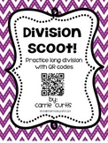 QR Code Scoot: Long Division Practice!