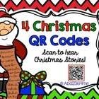 QR Codes:  4 Christmas Stories
