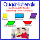 Quadrilaterals Unit
