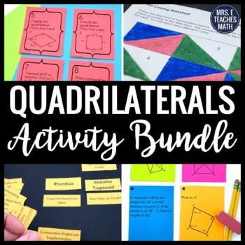 """Quadrilaterals"
