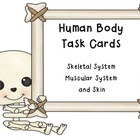 Question Cards-Human Body (Skeletal System, Muscular Syste