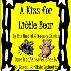 Question Sheet - A Kiss for Little Bear