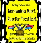 Question Sheet - Bailey School Kids - Werewolves Don't Run