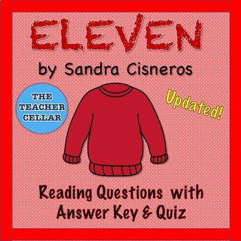 Questions For Eleven Sandra Cisneros