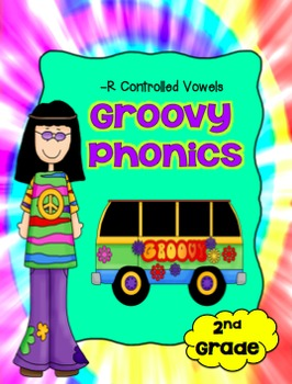 R Controlled Vowels - Phonics activities- 2nd grade Common Core