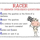 RACER for Short Answer Responses