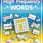 High Frequency Words: Book 1