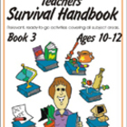 Substitute Teachers' Survival Handbook - Book 3
