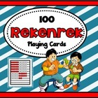 REKENREK PLAYING CARDS