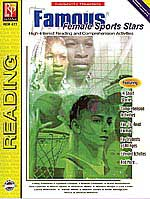 Celebrity Readers: Famous Female Sports Stars (Enhanced eBook)