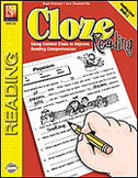 Cloze Reading (Rdg. Level 2)  **Sale Price $5.59 - Regular