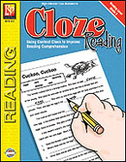 Cloze Reading (Rdg. Level 3)  **Sale Price $5.59 - Regular