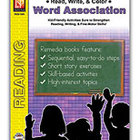 Read, Write, and Color: Word Association 2 (Enhanced eBook)