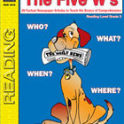 The Five W's (Reading Level 3) (Enhanced eBook)