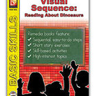 Visual Sequence: Reading About Dinosaurs (Enhanced eBook)