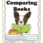 RI.K.9 Kindergarten Common Core Worksheets, Activity, and Poster