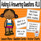 RL.1.1 Ask and answer questions about key details.