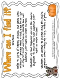 RL.3.5 Third Grade Common Core Worksheets, Activity, and Poster