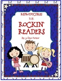 ROCKIN' READERS -NO Prep READER RESPONSE Reproducibles