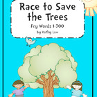 Race to Save the Trees -- Fry Words 1-300