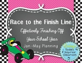 Race to the Finish Line: Effectively Finishing Off Your Sc