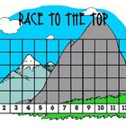 Race to the Top Addition Dice Game