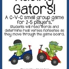 Racing Gators!