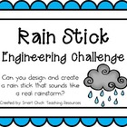 Rain Sticks: Engineering Challenge Project ~ Great STEM Activity!