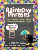 Rainbow Phrases: A High Frequency Phrases Learning & Asses