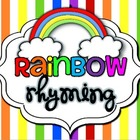 Rainbow Rhyming