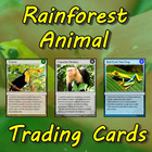 Rainforest Animal Trading Cards