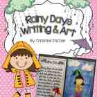Rainy Days Writing & Art Activity