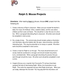 Ralph S. Mouse Project and Rubrics