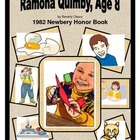 Ramona Quimby, Age 8    A Teaching Pack