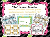Re Lesson Bundle