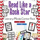 Read Like A Rock Star Library/Media Center Pack