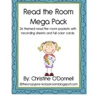Read the Room Mega Pack: 26 sets with recording sheets!