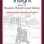 Readers Build Good Habits Independent Reading Project