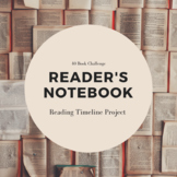 Reader's Notebook: Reading Timeline Project
