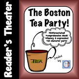 Reader's Theater: Boston Tea Party