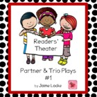 Readers' Theater: Partner Plays