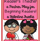Reader's Theater -  A Partner Play for Beginning Readers {