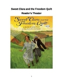 Reader's Theater: Sweet Clara and the Freedom Quilt
