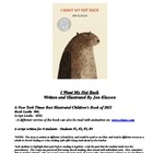 Reader's Theatre for I WANT MY HAT BACK By Jon Klassen