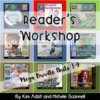 Readers Workshop MEGA BUNDLE by Kim Adsit and Michele Scannell