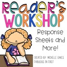 Reader's Workshop Response Sheets: Comprehension Graphic O