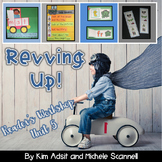 Readers Workshop Unit 5 - Revving Up! by Kim Adsit and Mic